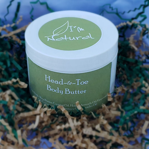 Head to Toe Body Butter