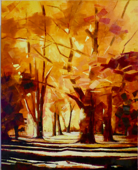 Autumn Hartley Wintney - Sold