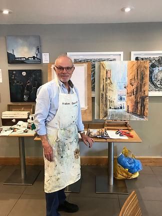 John Lewis Workshop May 2019