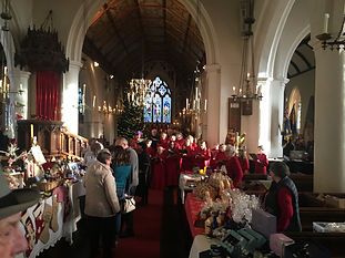 Sonning Christmas Fayre 2018