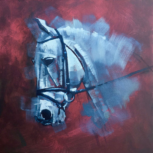 The Silver Ghost  Oil 50 x 50 £295.jpeg