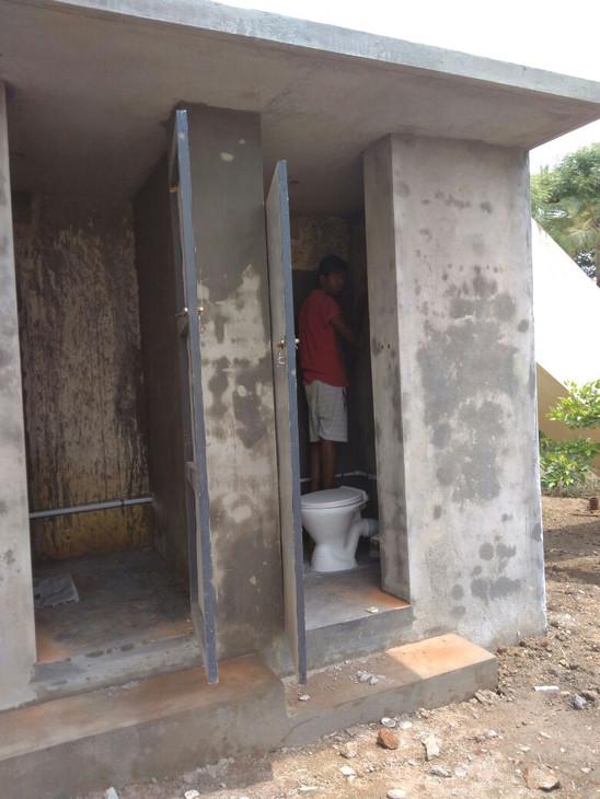 Additional teaching staff toilet 2018