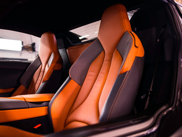 Interior Reconditioning Detailing BMW i8