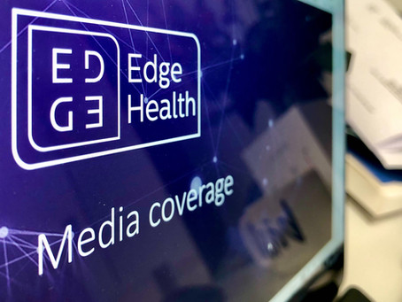 Press coverage of Edge Health's  work on the impact of large events during Covid-19