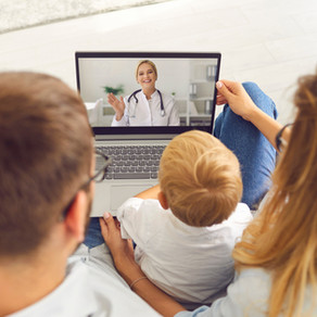 Outpatient video consultations report - press release