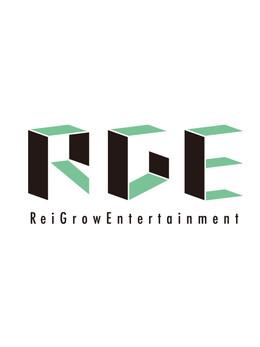 【ロゴデザイン】レイグロー・エンタテイメント