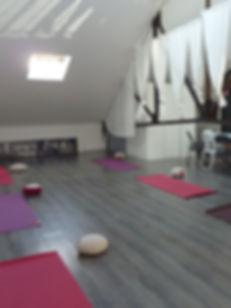 Salle de pratique - Espace Zola