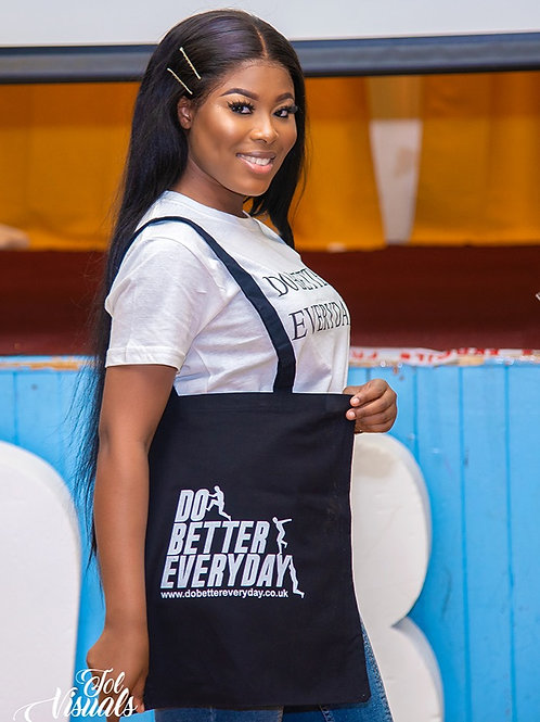 Do Better Everyday Tote Bag