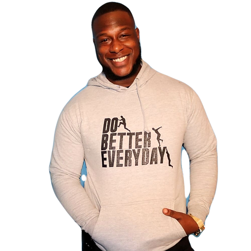 Do Better Everyday Hoodie (unisex fit)