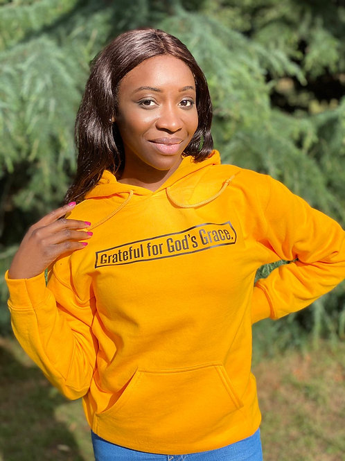 Grateful for God's Grace hoodie