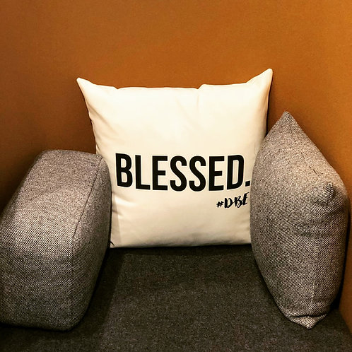 Blessed Cushion