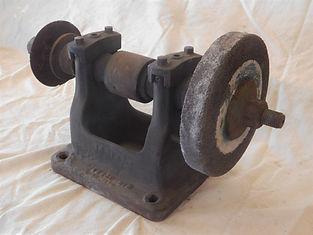 Vintage Industrial Cast Iron Sharpener