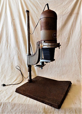 1916A Photo film enlarger. Height 31 Bas