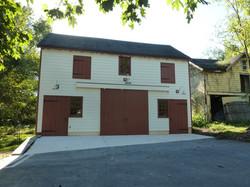 Wagon House Restoration Somerset NJ