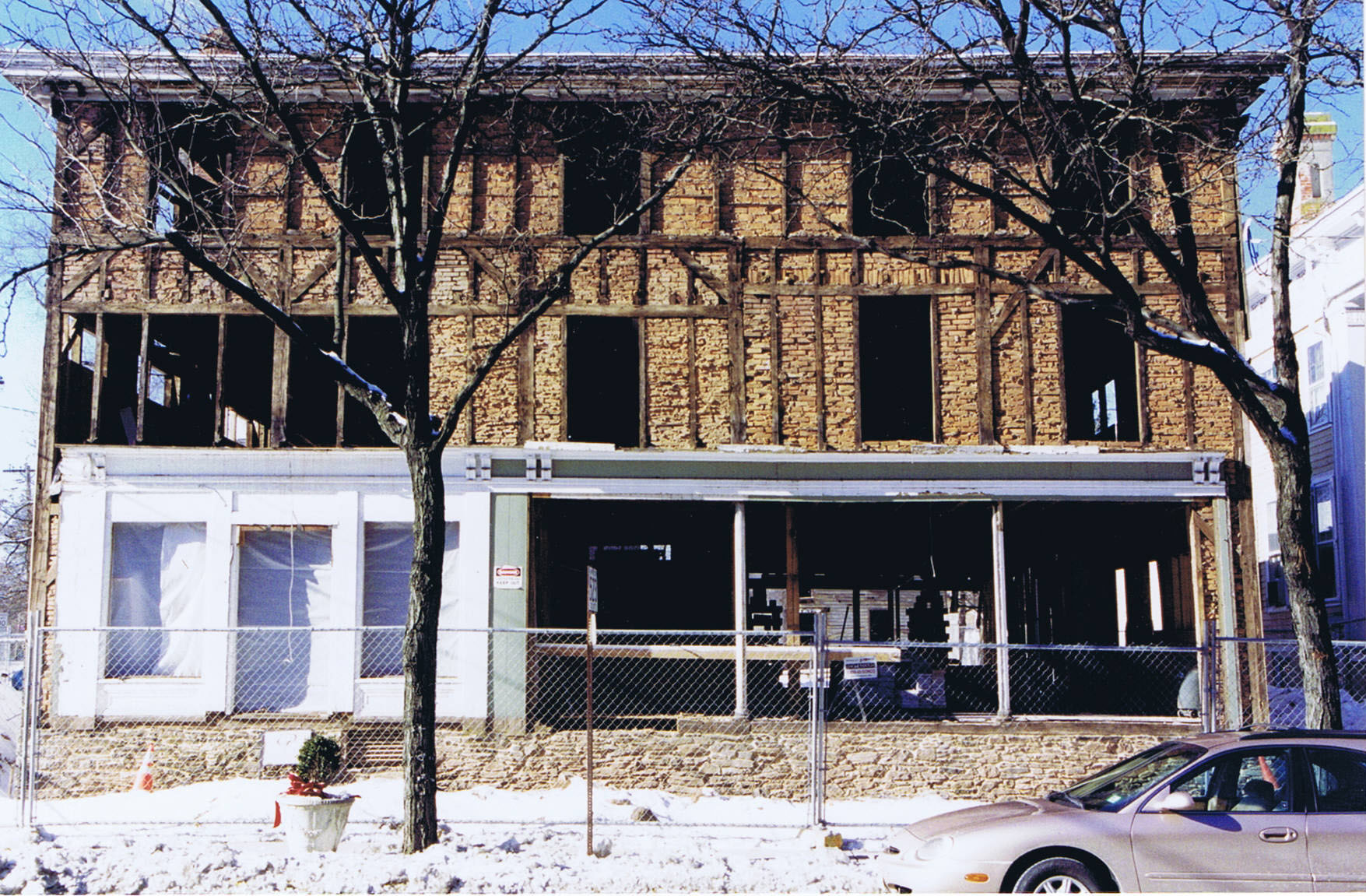 Commercial Restoration
