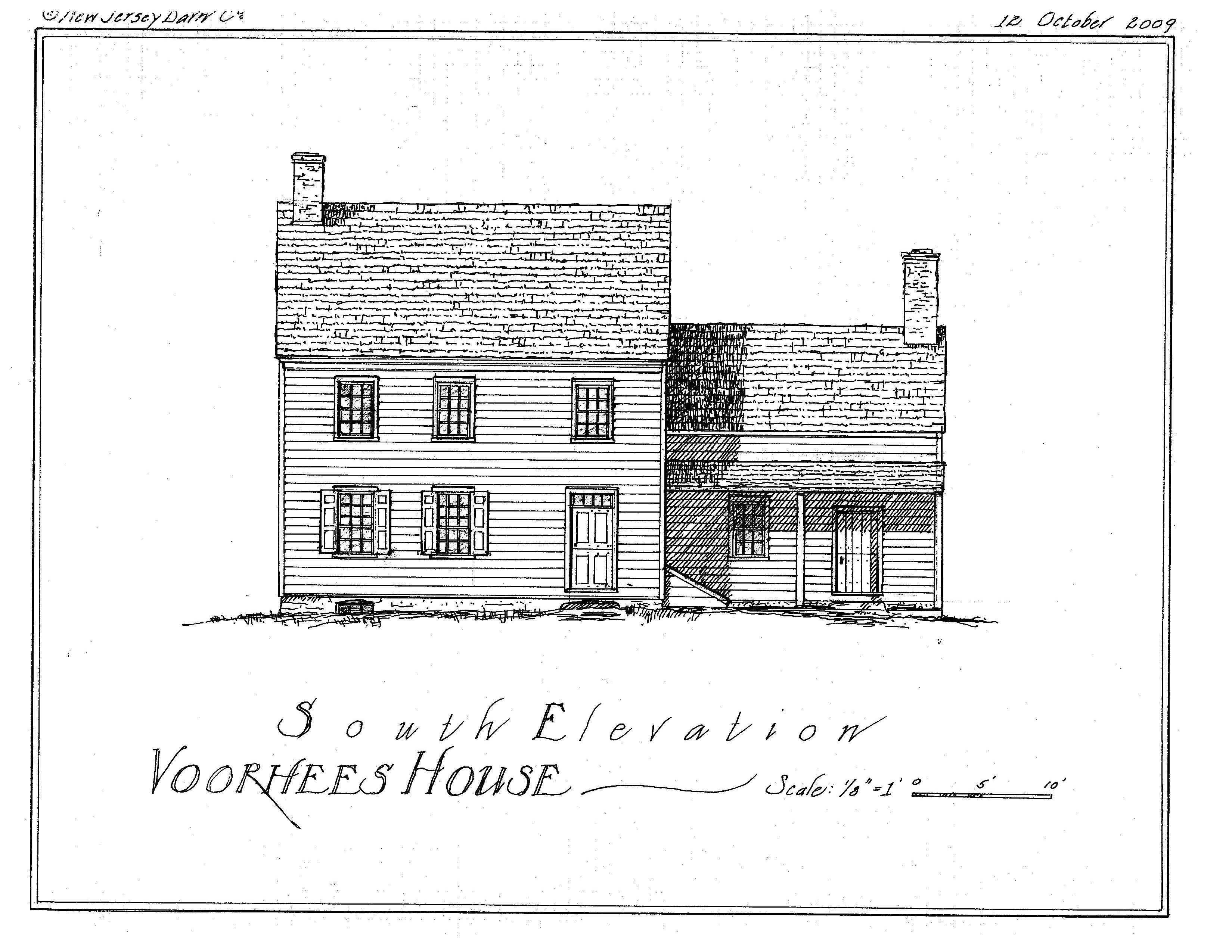 Vorhees House - 1790