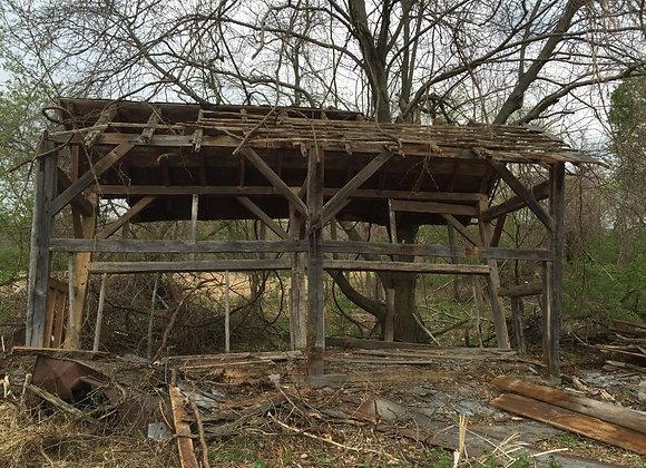 Buzzard Hay Crib (CC0037)