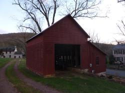 Wagon House Replication