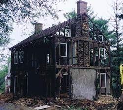 Pattenburg House - 1800