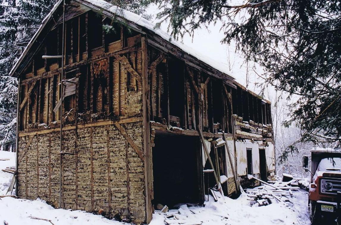 New Hampton House - 1810
