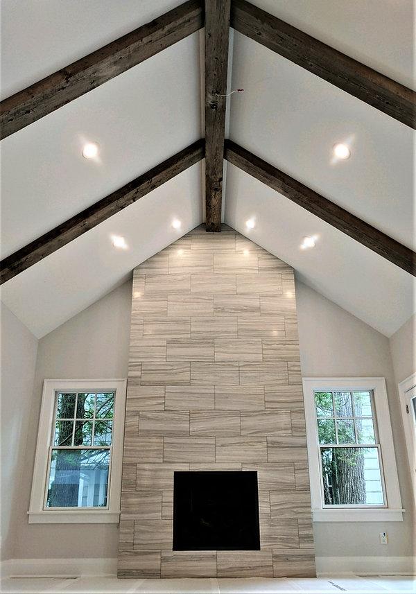 Ceiling Wood Beams
