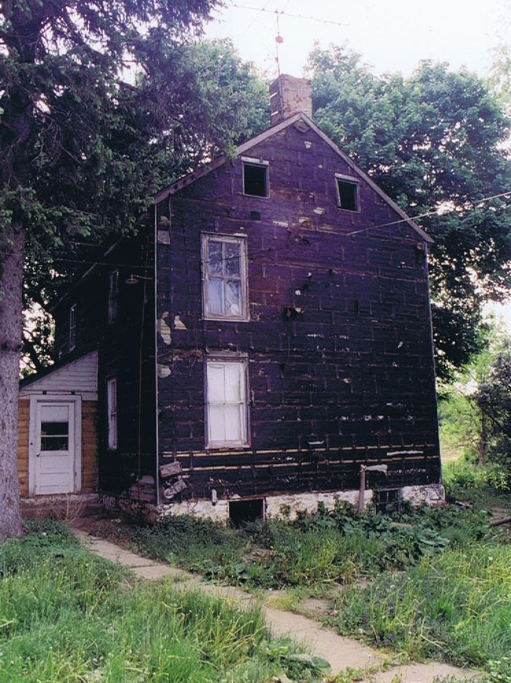 Beatty's Road House - 1790