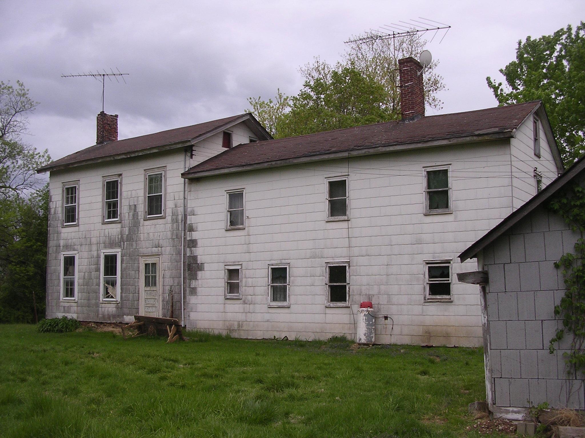 Zajack House - 1860