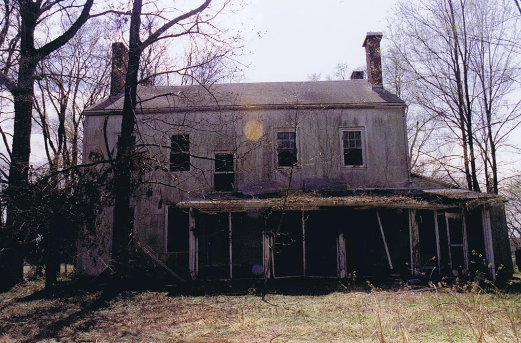 Rescarrick Moore House