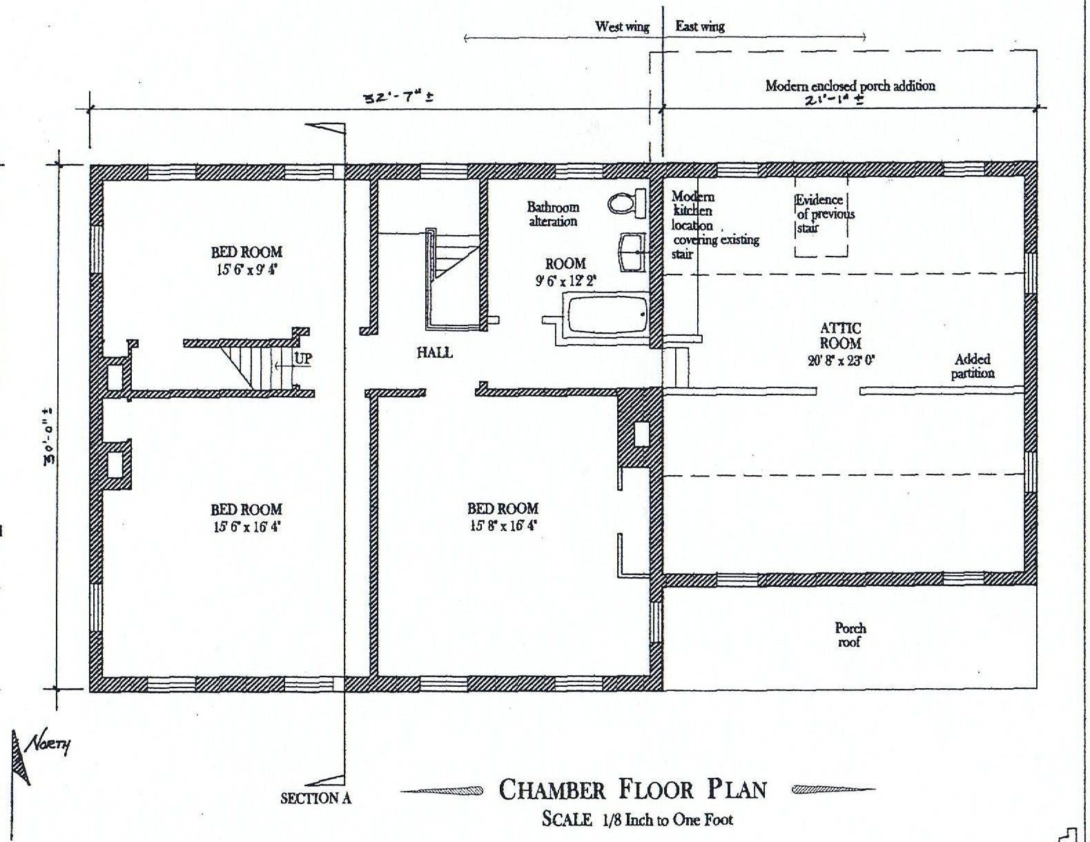 chamber floor plan