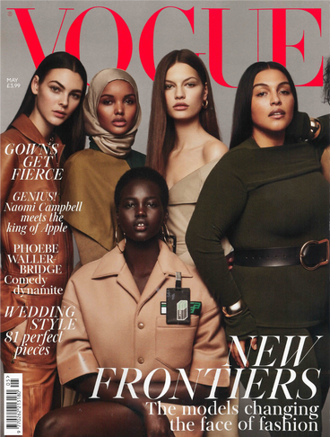 Vogue May issue