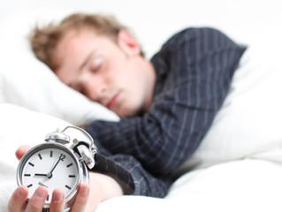Como obtener más calidad de sueño