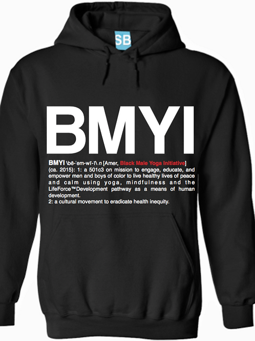 BMYI Mission Possible Hoodie