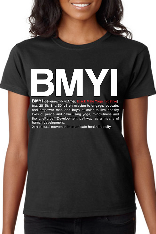 Women's BMYI Mission Possible T-shirt