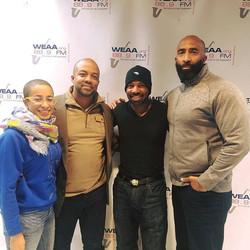Changa, Viola and Dr. Marcus