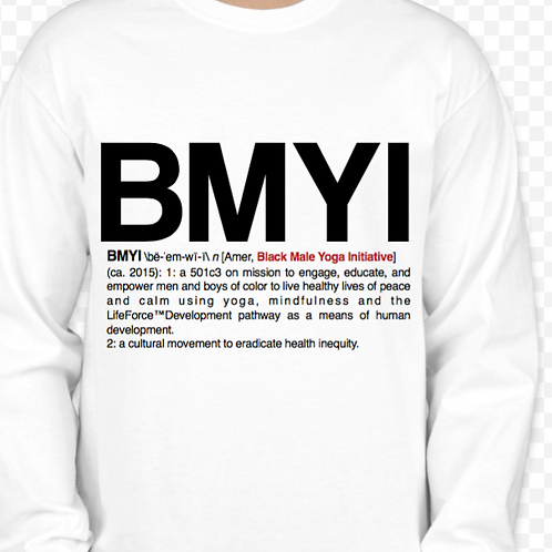 Long Sleeve BMYI Mission Possible