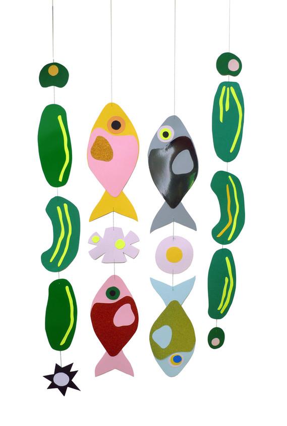 Hanging Mobiles Gina Coffman