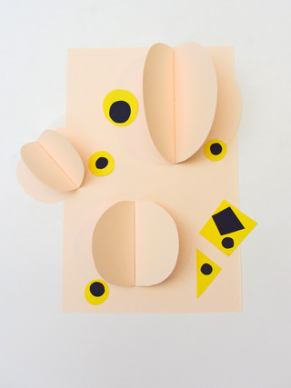 MOBILES BY GINA COFFMAN DESIGNER PAPER M