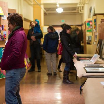 The Art Lending Library Gina Coffman