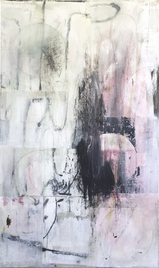 "תערוכה בגלריה אלון שגב, תל אביב  ;""Words Without Letters"""