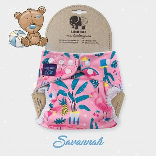Bambi Roxy - Couvre couche XL
