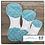 Thumbnail: Joka & cie - Serviettes hygiéniques lavables