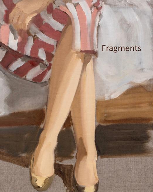 "Gideon Rubin | ""Fragments"""