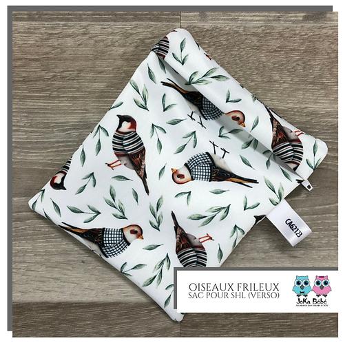Joka & cie - Sac pour serviettes hygiéniques