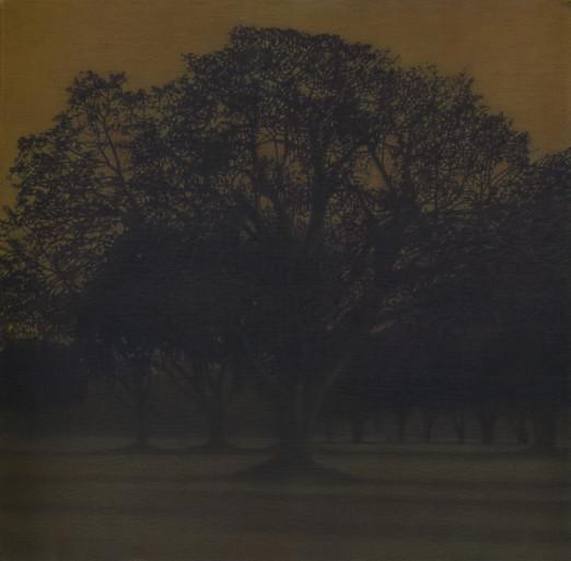 """The Garden's Edge"", Uzi Katzav's solo exhibition"
