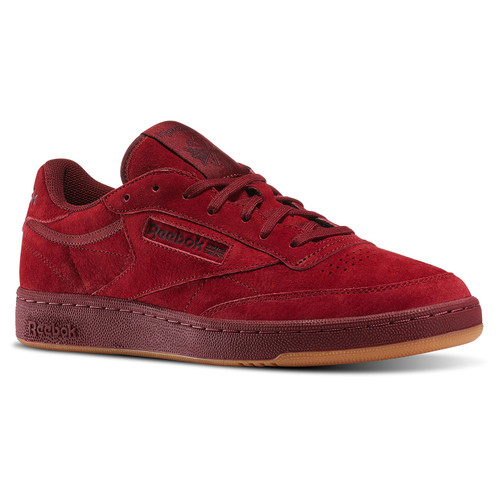 ba5857bfea453 Reebok continue their collaboration with Kendrick Lamar onto this this new Club  C shoes.. Mixed with a tonal midsole