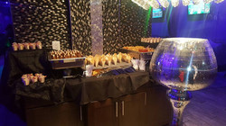 New Years Event Society Lounge