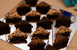 Brownie Triangles