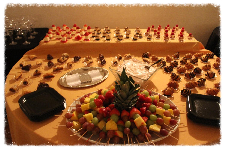 Mini Dessert Station