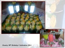 Manning Birthday Celebration