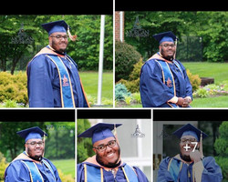 J.Bell Graduation Photos-Photography